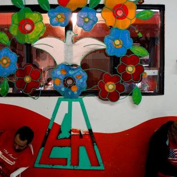 El Árbol de la Vida. Iztapalapa, CDMX 2013.