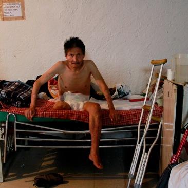 El Pachuquito. Iztapalapa, CDMX 2013.