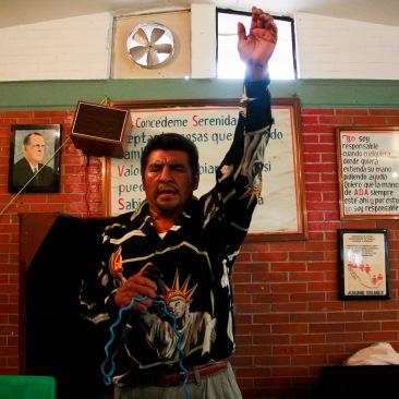 El Pastor. Nezahualcóyotl, EDOMEX 2013.