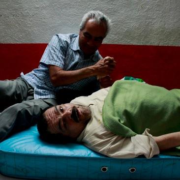 Ayuda siempre a tu prójimo II. Iztapalapa, CDMX 2013.