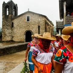 Ánimas II. Macuxtepetla, Hidalgo 2014.