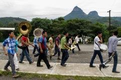 Rumbo al Xantolo. Tehuetlán, Hidalgo 2013.