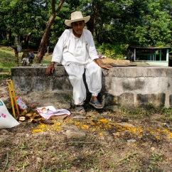 Señor acompaña a sus difuntos. Atlapexco, Hidalgo 2014.