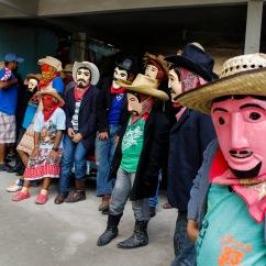 Ánimas descansando. Huejutla Centro, Hidalgo 2014.