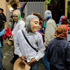 Ánimas en el panteón principal de Huejutla I. Hidalgo 2013.