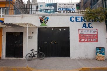 CERVIDA. Chimalhuacán, EDOMEX 2011.
