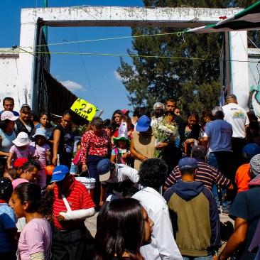 Panteón Civil. Chimalhuacán, EDOMEX 2010.