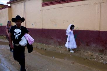Muerteadas. San Andrés Zautla, Oaxaca 2011.