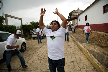 Muerteadas. San Andrés Zautla, Oaxaca 2018.