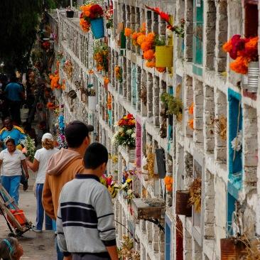 Panteón Civil. Chimalhuacán, EDOMEX 2012.