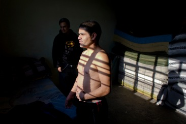 Observando la libertad II. Chimalhuacán, EDOMEX 2011.