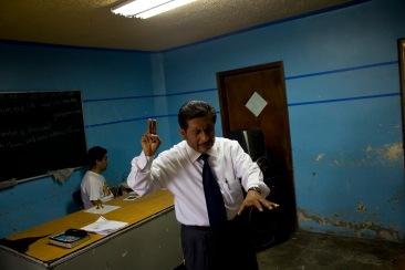 El Pastor. Chimalhuacán, EDOMEX 2011.