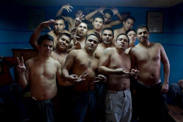 La banda. Chimalhuacán, EDOMEX 2010.