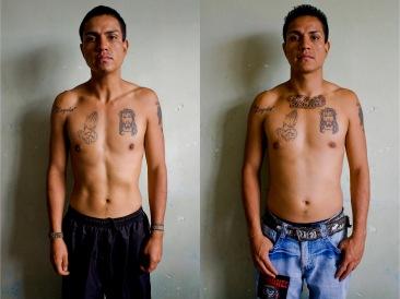 Adicto III antes y después. Chimalhuacán, EDOMEX 2011.