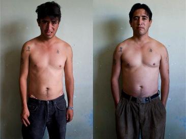 Adicto VIII antes y después. Chimalhuacán, EDOMEX 2011.